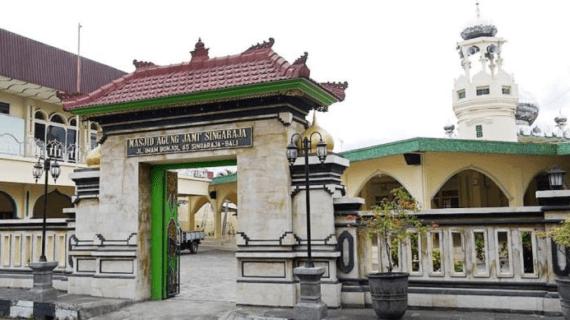 Masjid Agung Jami' Singaraja, Bali.