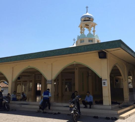 masjid agung jami.