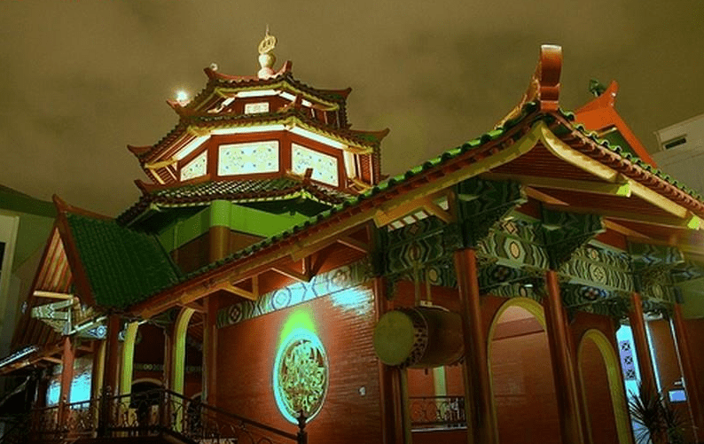 masjid cheng ho sby
