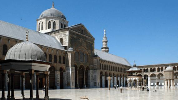 Masjid Agung Damaskus – Syria