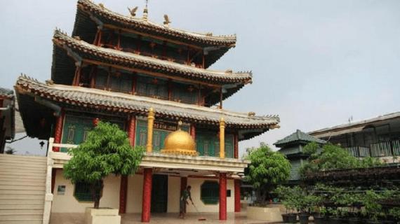 Masjid Jami' Tan Kok Liong, Cibinong