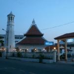 Masjid Kampung Hulu Malaka – Malaysia