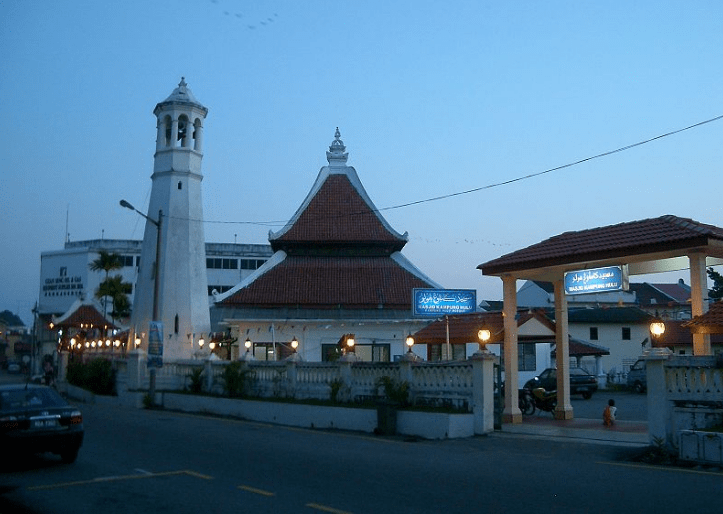 masjid kampung hulu malaka