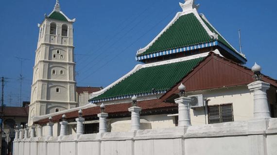 Masjid Kampung Keling Malaka – Malaysia
