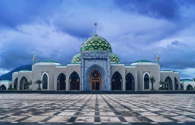 masjid raya natuna