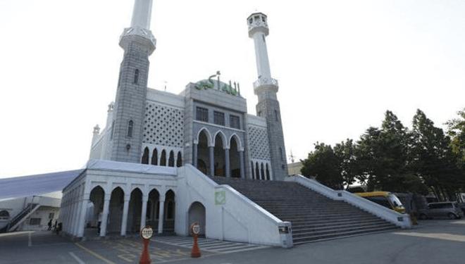 masjid raya seoul