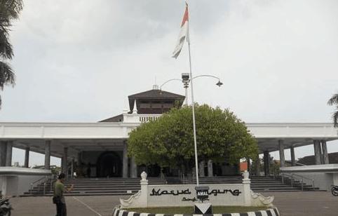 Masjid Agung Bangkalan Madura 1