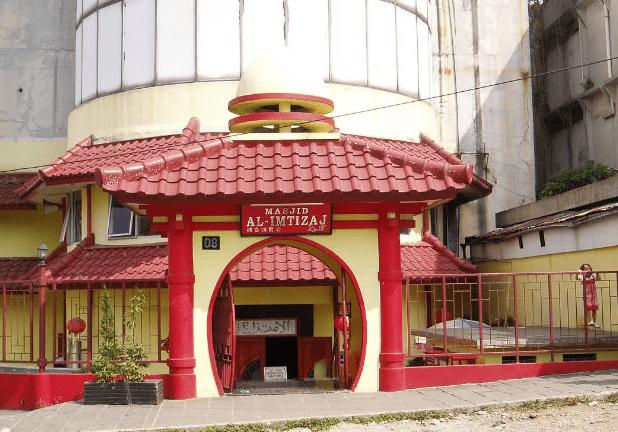 Al-Imtizaj di Bandung