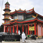 Masjid Arsitektur China di Indonesia