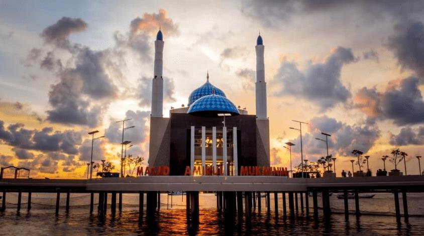 Amirul Mukminin di Makassar