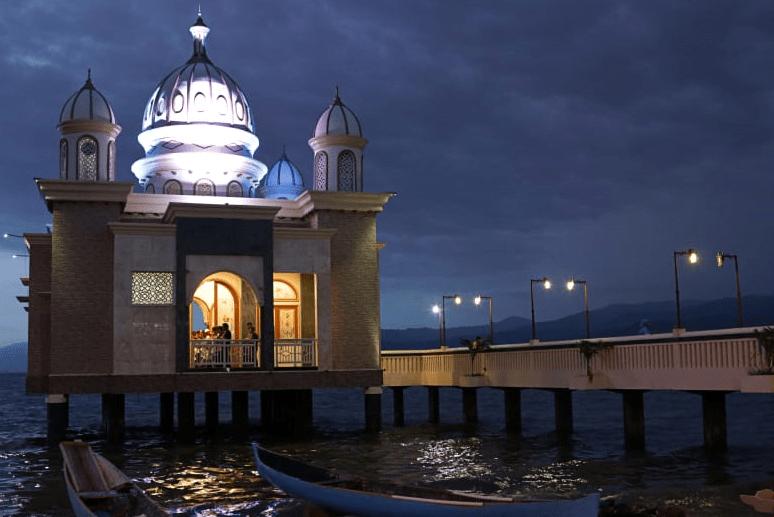 Arkam Babu Rahman di Palu, Makassar