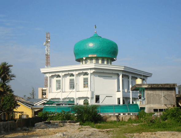 Masjid At Tauhit Di Haiti