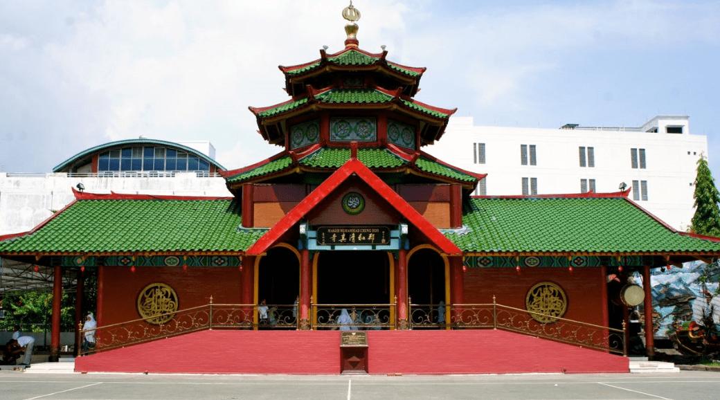 Masjid Cheng Ho di Surabaya