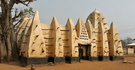 Masjid Terkecil Di Dunia, Beberapa Diantaranya Ada Di Indonesia
