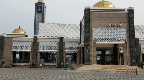 Masjid Namira Di Lamongan