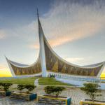 3 Daftar Masjid Unik Di Asia Tenggara