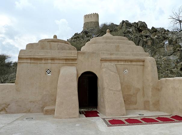 Masjid Terkecil Di Abu Dhabi