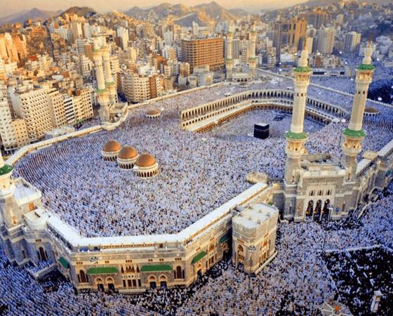 Masjidil Haram Termegah Dan Tercanggih