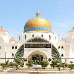 Masjid Terapung di Dunia yang Paling Indah
