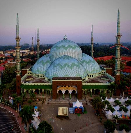 kubah masjid terbesar