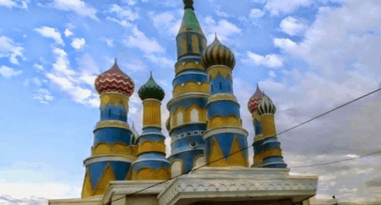 Arsitektur Masjid An-Nurumi