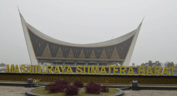 Arsitektur Masjid Raya Sumatera Barat