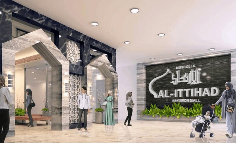 Masjid Al Ittihad Pakuwon Mall