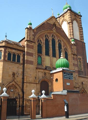 Masjid Brent