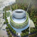 Masjid Dengan Desain Futuristik Termegah Di Dunia