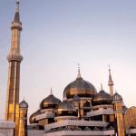 Masjid Super Megah di Dunia III