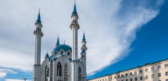 7 Masjid Spektakuler di Rusia