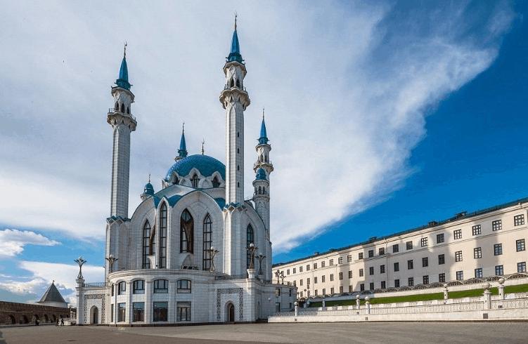 Masjid Kul Sharif di Rusia