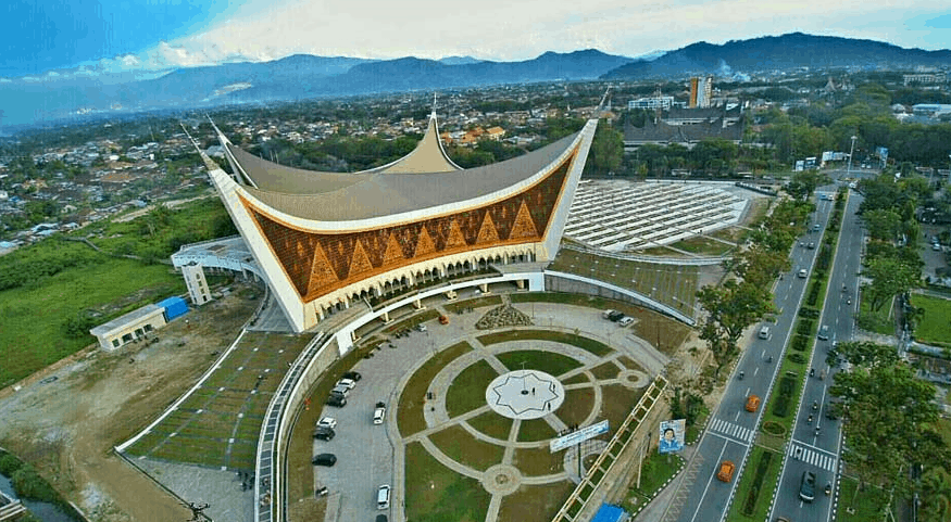 Masjid Mahligai Minang