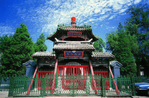 Wisata Masjid di China