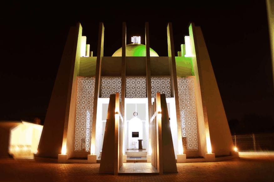 Masjid Permata Qolbu1