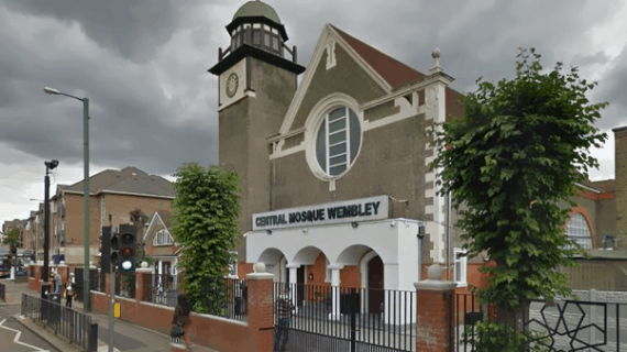 6 Masjid dari Bangunan Bekas Gereja di Inggris