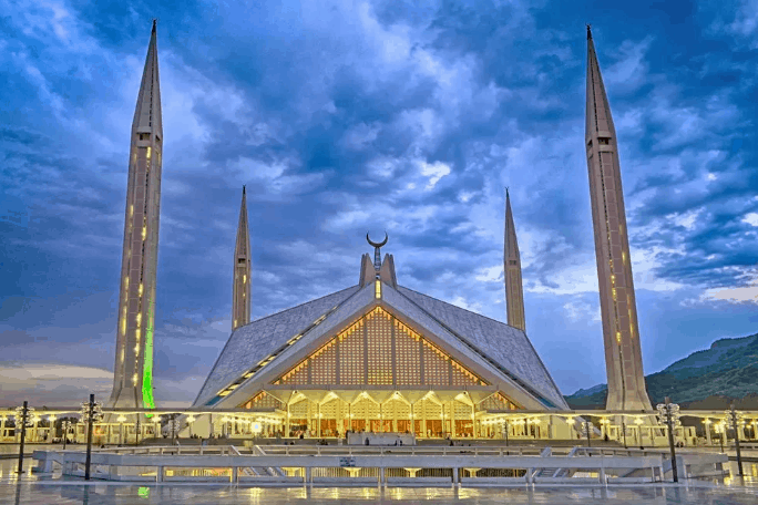 Masjid Shah Faisal