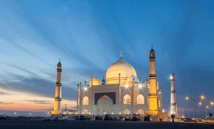 Masjid Siddiqah Fatimah Az-Zahra di Kuwait