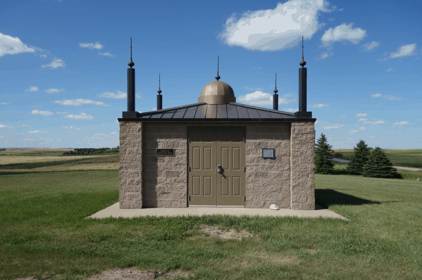 North Dakota Masjid