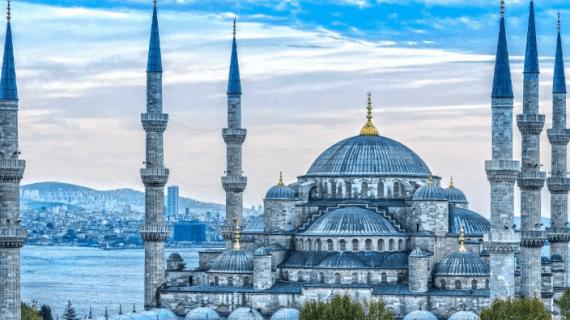 10 Masjid Megah di Benua Eropa