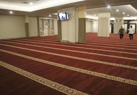 interior 2 masjid pakuwon