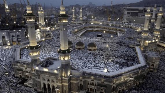 6 Masjid dengan Kapasitas Jamaah Terbanyak di Dunia