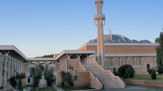 Masjid Besar dan Megah Di Vatikan