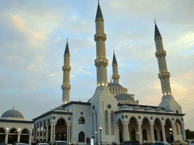 Al Farooq Omar Bin Khattab Mosque