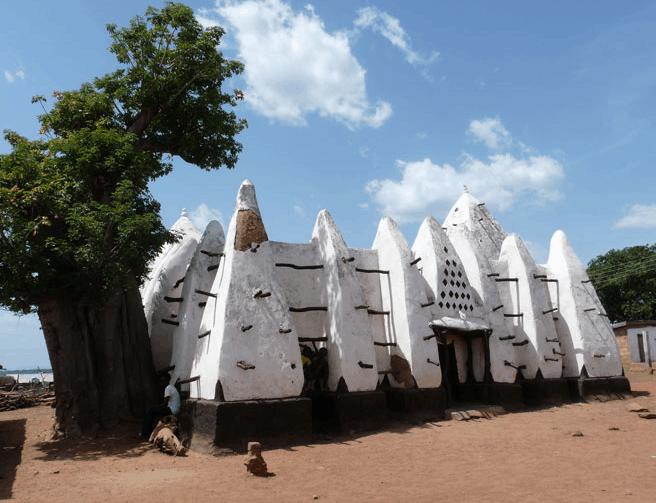 Larabanga, Masjid Tertua di Ghana