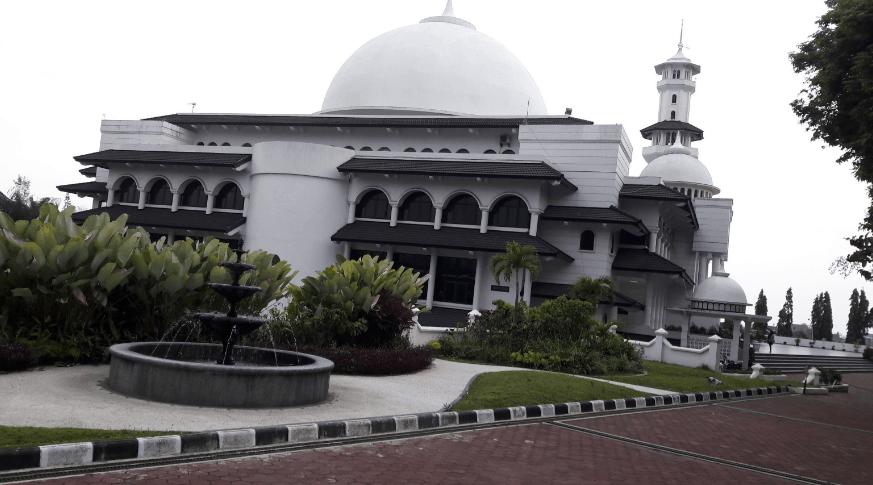 Masjid AR Fachruddin UMM