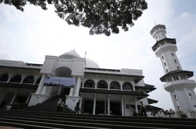 Masjid AR Fachruddin UMM1