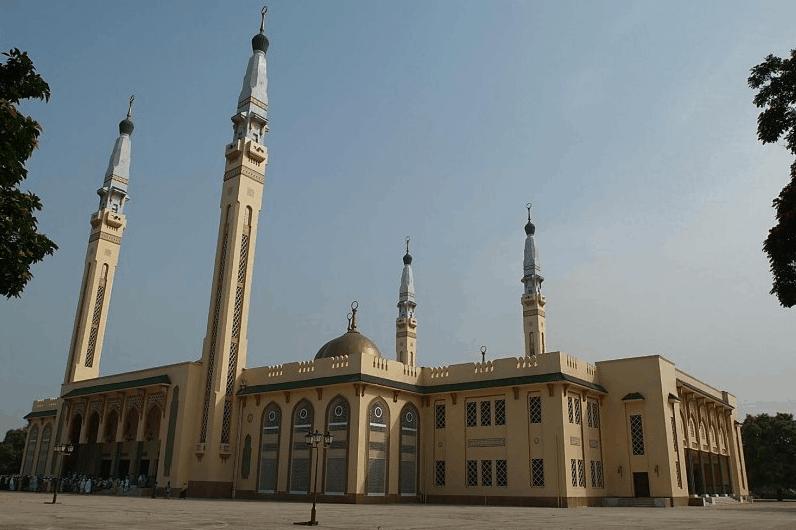 Masjid Agung Conakry