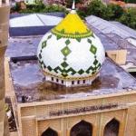Masjid Agung Darussalam Bojonegoro yang Unik