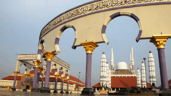 4 Arsitektur Masjid di Indonesia Finalis Abdullatif Al Fozan Award